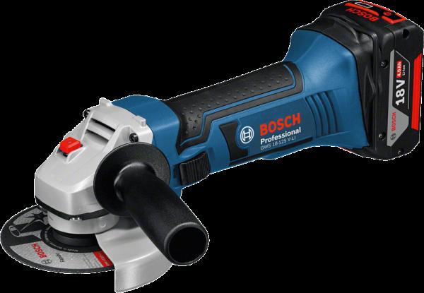 Bosch Combo Kit -yhdistelmäsarja: GSR 18V-28 + GST 18V-LI S + GWS 18-125V-LI + GKS 18 V-LI + GSA 18 V-LI C + 3 x 4.0Ah GBA + GAL 18V-40 + Toolbag-laukku Professional | | V-liftverkkokauppa.fi