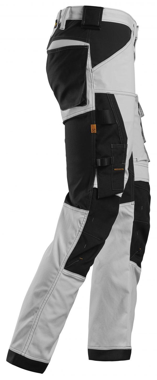 Snickers 6341 Stretch-housut | | V-liftverkkokauppa.fi